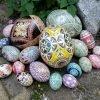 real Ukrainian Easter eggs for sale